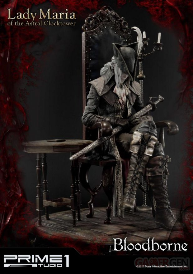 Bloodborne Lady Maria image screenshot 7.