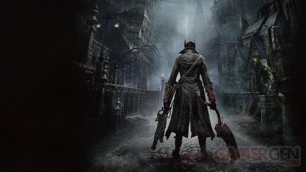 Bloodborne PS Store Large Grande