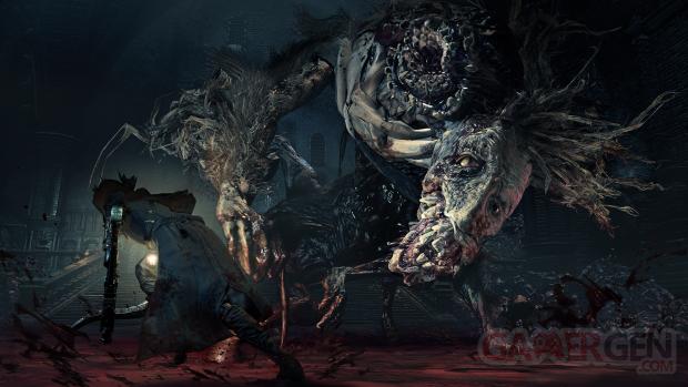 Bloodborne The Old Hunter image screenshot 1