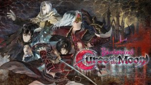 Bloodstained Curse of the Moon 08 03 2019