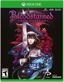 Bloodstained Ritual of the Night 23 02 2019 jaquette 3