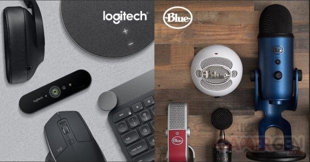 Blue Microphone Yeti Logitech