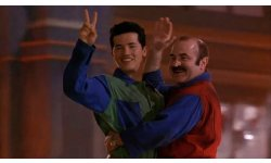 Bob Hoskins Super Mario Bros film