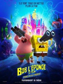 Bob l'éponge le film éponge en eaux troubles poster