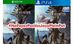 BON PLAN - Monster Hunter: World - Où le trouver pas cher (#NePayezPasVosJeuxPleinPot)