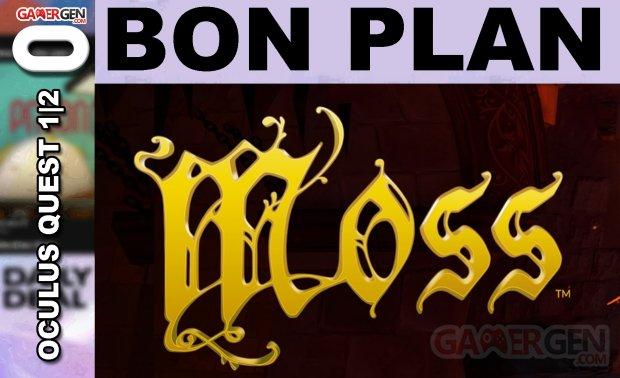 BON PLAN Oculus Quest 2021.07.06   Moss