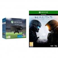 Bon plan Xbox One FIFA 16 Halo 5