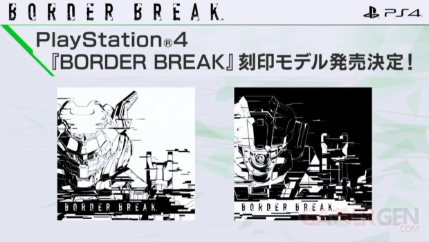 Border Break PS4 collector 16 04 2018