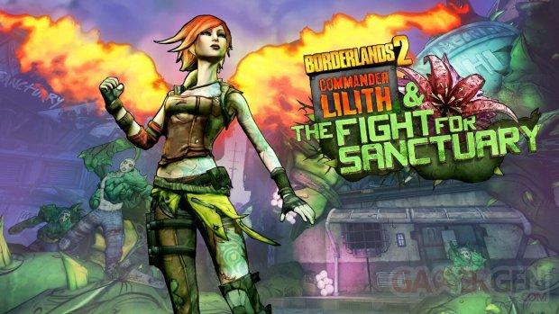 Borderlands 2 Commandant Lilith et la Bataille pour Sanctuary 01 09 2020