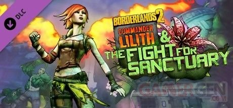 Borderlands 2 Lilith DLC 07 06 06 2019