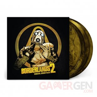 Borderlands 2 Vinyles Bande originale soundtrack 01