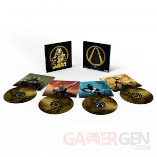 Borderlands 2 Vinyles Bande originale soundtrack 02