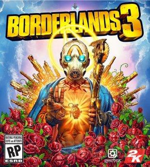 Borderlands 3 artwork jaquette 03 04 2019