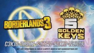 Borderlands 3 code SHiFT 27 02 2020