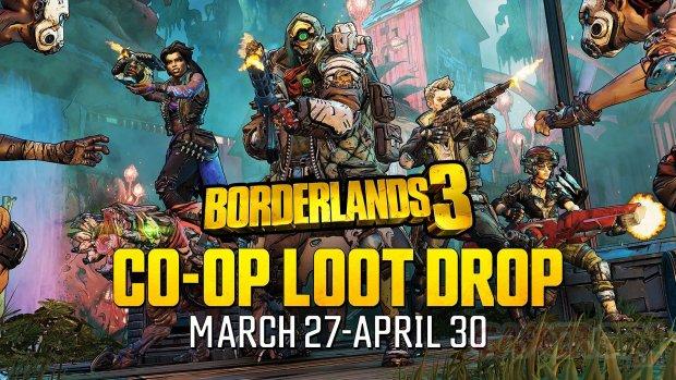 Borderlands 3 coop loot drop 30 03 2020