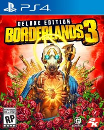 Borderlands 3 Deluxe Edition PS4 03 04 2019
