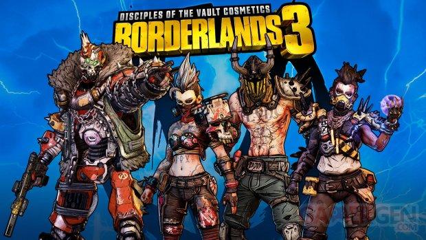 Borderlands 3 Pack Disciples Arche 10 02 2021