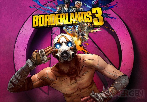 Borderlands 3 Steam 27 02 2020