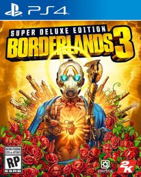 Borderlands 3 Super Deluxe Edition PS4 03 04 2019