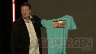Borderlands 3 tee shirt Vault Baby 27 02 2020