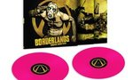 borderlands bande originale premier jeu vinyles roses par laced records