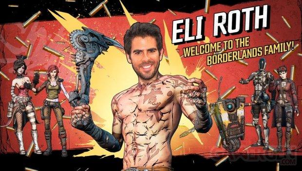 Borderlands Eli Roth Cinema