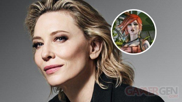 Borderlands film Cate Blanchett 06 05 2020