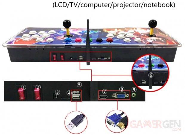 borne arcade 3