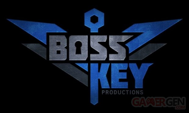 Boss Key Productions logo