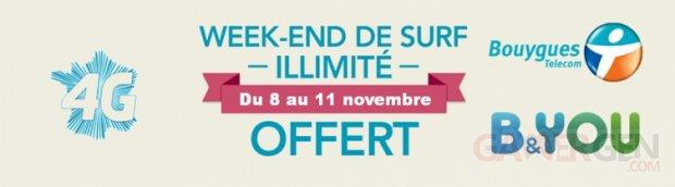 bouygues telecom week end illimite