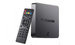 box tv alfawise a8 pro 5g 2