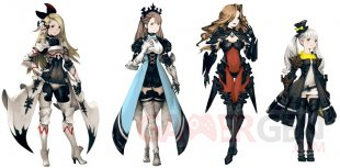 Bravely Archive D's Report 22 12 2014 character art
