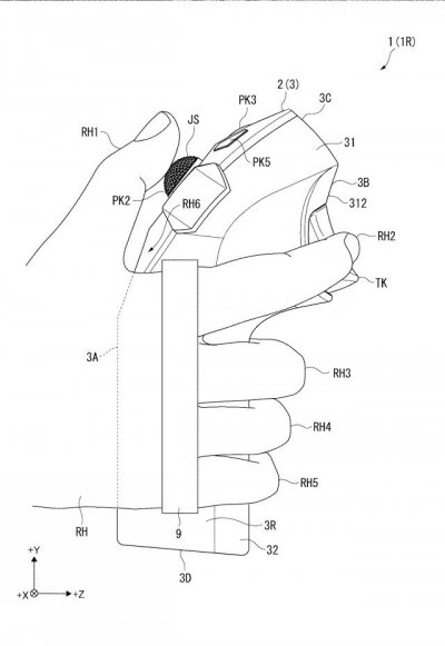 PS VR - PS Move : de nouveaux modèles à venir ? Un brevet fait ...