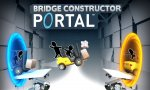 bridge constructor portal cross over improbable annonce pc consoles et mobiles