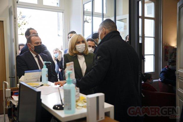 Brigitte Macron Blois Nouvelle République
