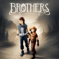 Brothers A Tale of Two Sons cover art