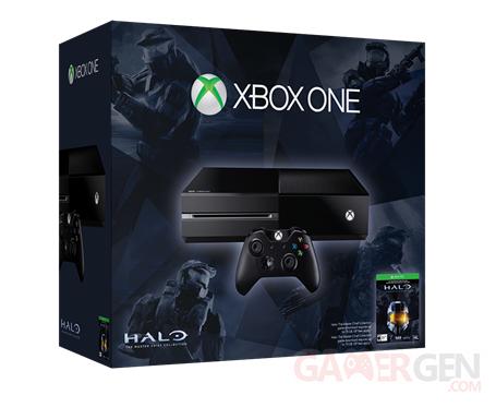 Bundle Xbox One Halo