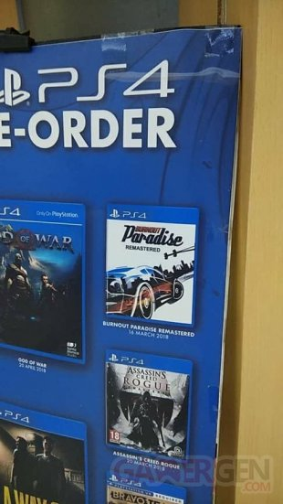 Burnout Paradise Remastered 20 02 2018