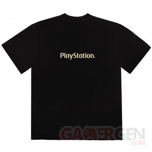 Cactus Jack PlayStation T shirt 1