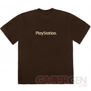 Cactus Jack PlayStation T shirt 3