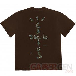Cactus Jack PlayStation T shirt 4