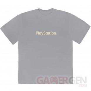 Cactus Jack PlayStation T shirt 5