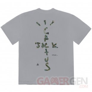 Cactus Jack PlayStation T shirt 6