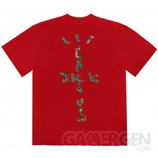 Cactus Jack PlayStation T shirt 8