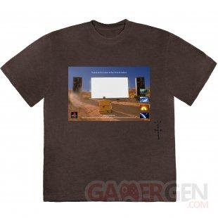 Cactus Jack PlayStation T shirt 9