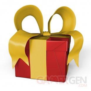 cadeau gift