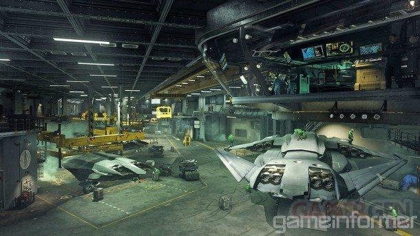Cal of Duty hangar1