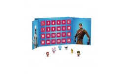 Calendrier Avent Funko Pop 42754 Fortnite AdventCalendar GLAM WEB 1