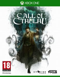 Call of Cthulhu Jaquette Xbox One