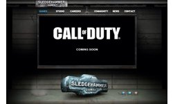 Call of Duty 2014 Annonce Sledghammer